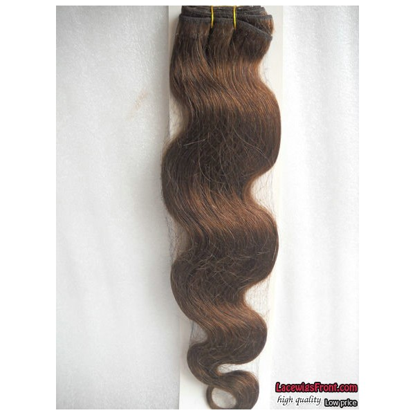 Human Hair Weft Weave 35