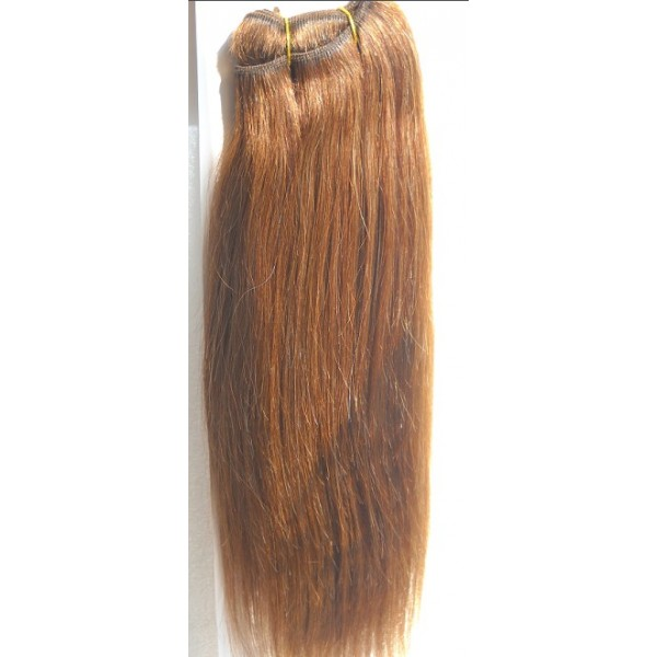 Natural Straight Hair Extension Wave Human Hair Weft Human Hair