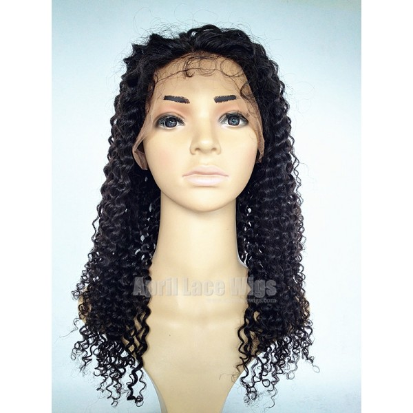 Chinese curly hair