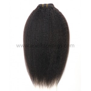 /180-4037-thickbox/italian-yaki-and-kinky-straight-human-hair-wefts-hair-weaving-iyw01.jpg