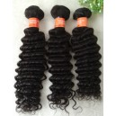 Brazilian virgin wefts 3 bundles in stock-BVW03