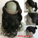360 Lace Frontal Body Wave Brazilian Virgin --RF02