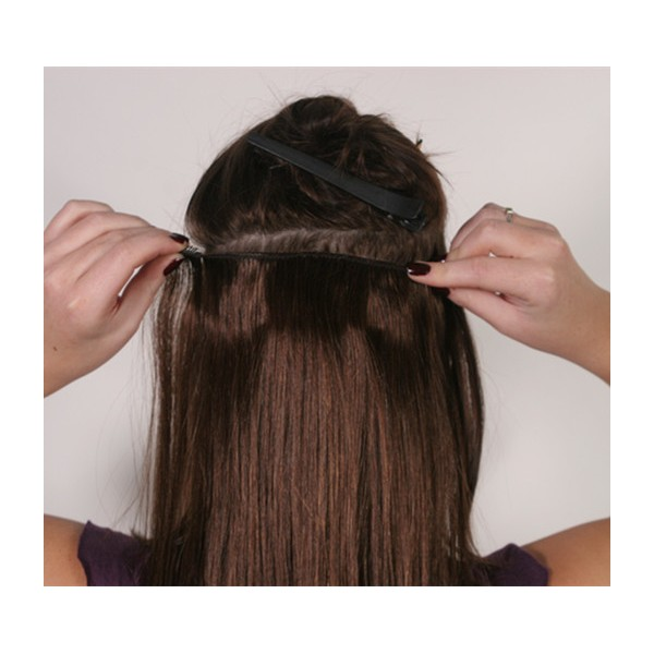 Italian yaki human hair clips in hair extensions ce04 pmusecretfo Gallery