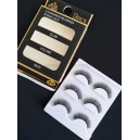 Mink Fur False Eyelashes 3D Silk Eyelashes S-013D