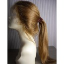 Beautiful Custom color Glueless silk top full lace wig bw0220
