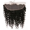 Deep Wave  Brazilian Virgin Lace Frontal-W56327