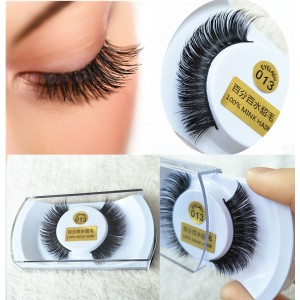 a195972f008 Mink effect false eyelashes S-013 - AprilLaceWigs.com