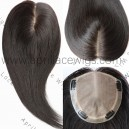 silk top topper PU around hair topper --TPP006