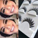 Veleasha Top Quality Long Thick 3D Mink False Eyelashes S017
