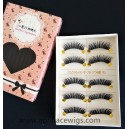 5 pairs Magnetic Eyelashes luxury thick lashes S311