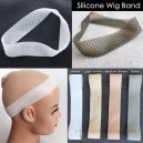 Sweatproof Seamless Silicone Wig Band to secure wig without gel or glue