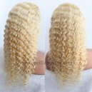 deep wave blonde 613 full lace wig LW1613