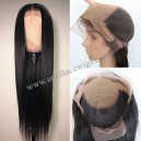 Fake scalp Wig Glueless 13x6 Lace Front Wigs Virgin Hair-FS11