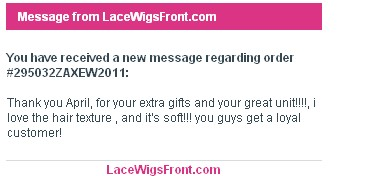 LaceFrontwigs.com customer reviews