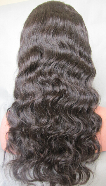 Chinese virgin lace wigs