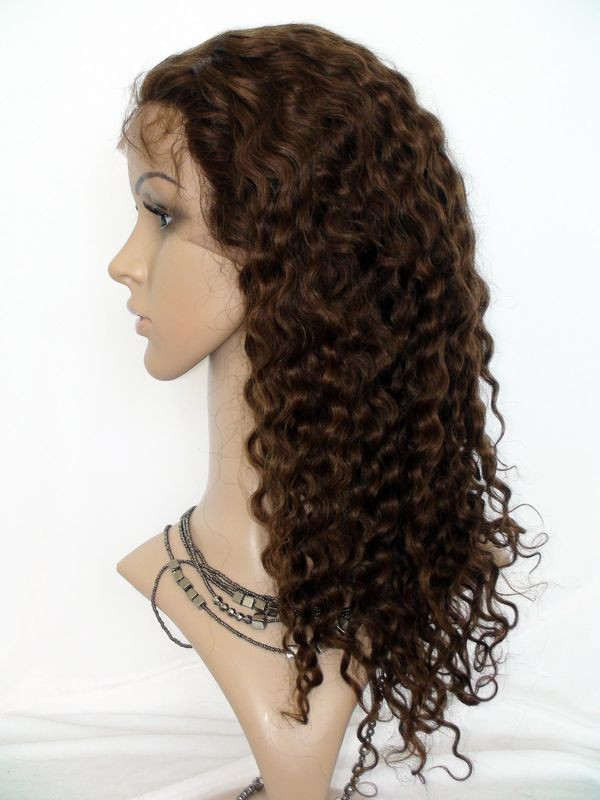 water wave Full lace wigs with baby hair -LW00113 - AprilLaceWigs.com