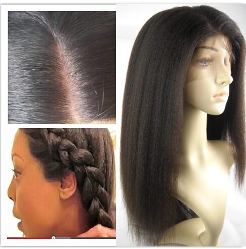 Italian yaki wigs