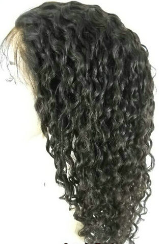 6mm full lace wig