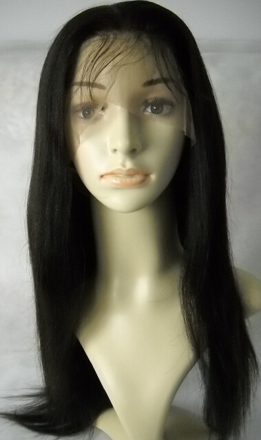 coarse yaki full lace wigs