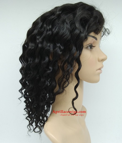 virgin curly hair