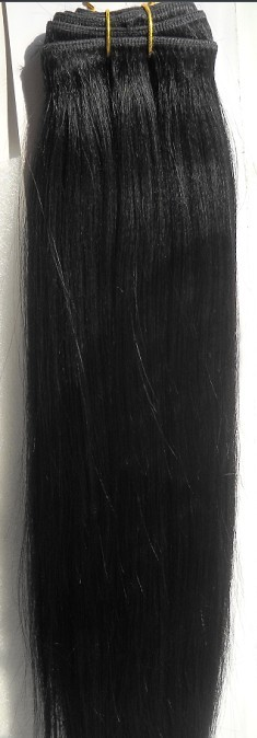 Yaki straight hair extension