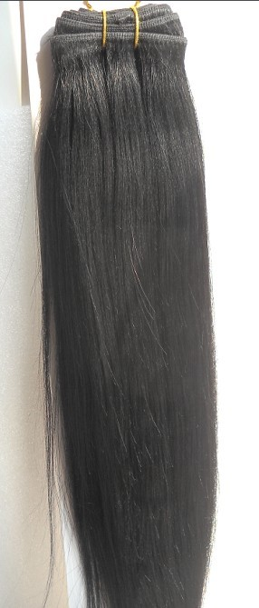 #1b,Yaki straight,human hair extension