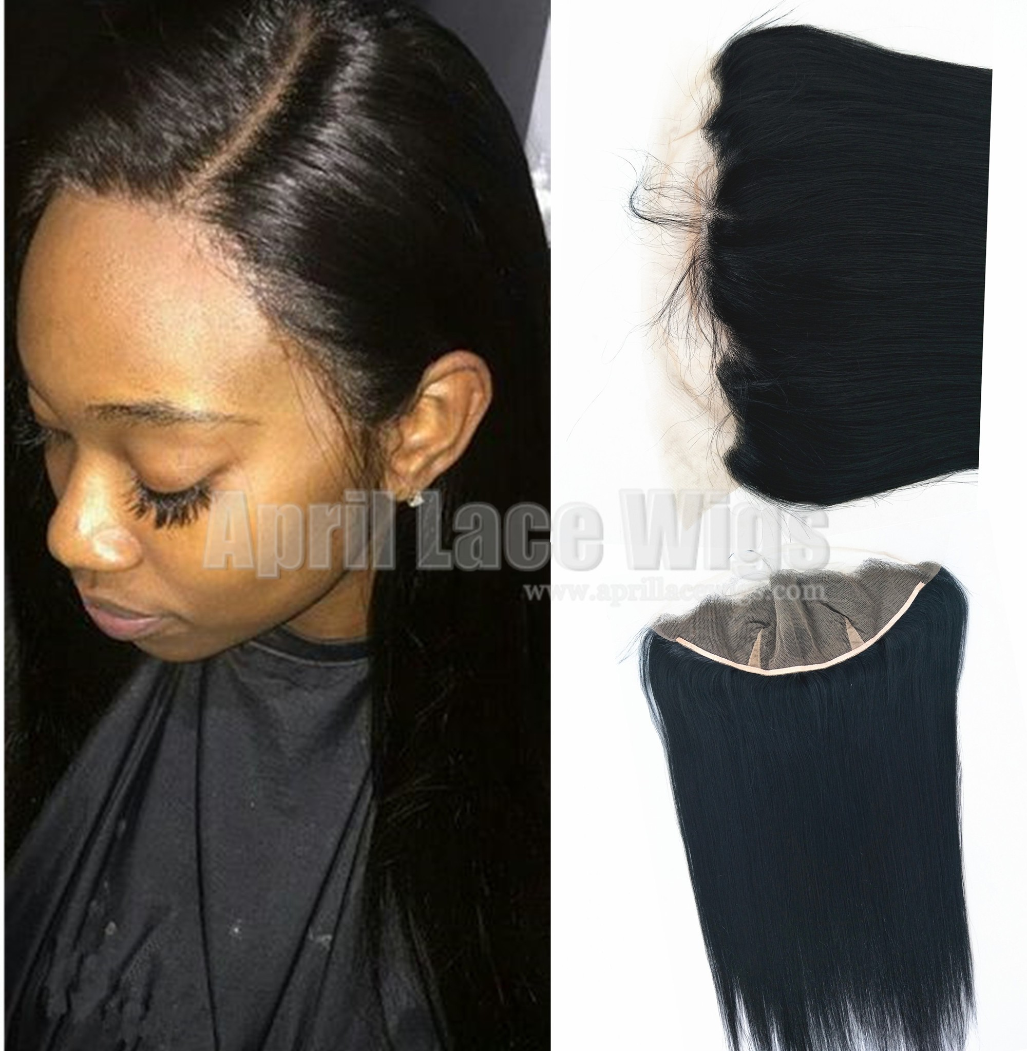 tangle free light yaki lace frontal no shedding