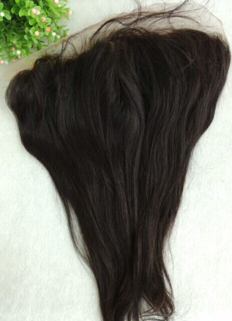 Natural straight lace frontal