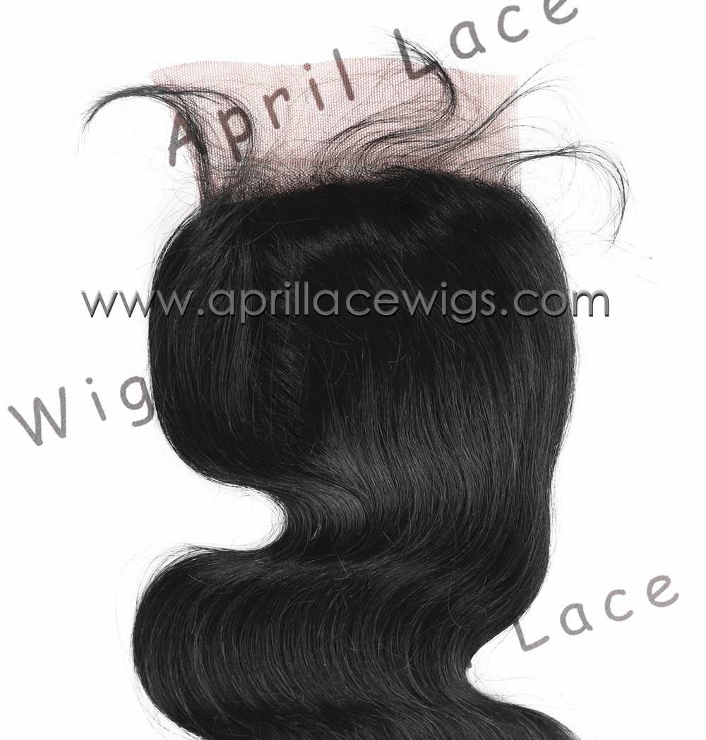 body wave silk base closure silk top closure
