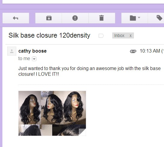 silk base top closure reviews