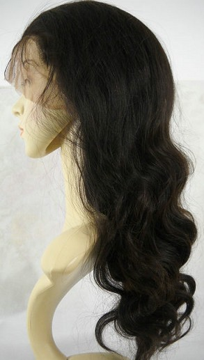 loose wave glueless full lace wig