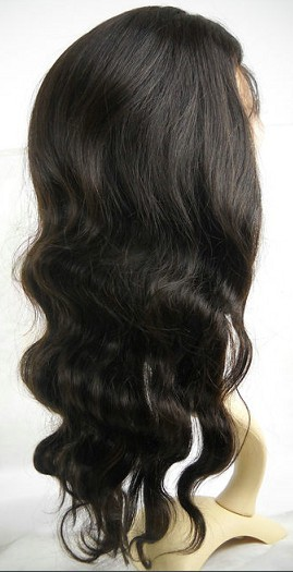 glueless full lace wig loose wave