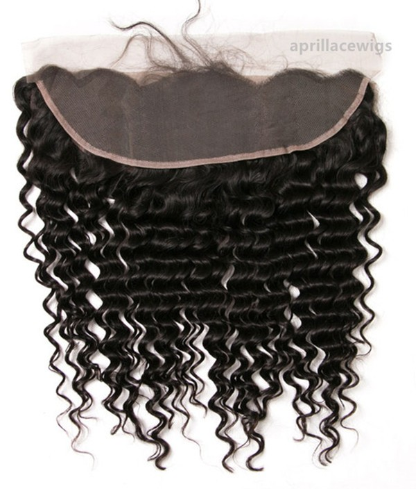 Deep Wave  Brazilian Virgin Lace Frontal
