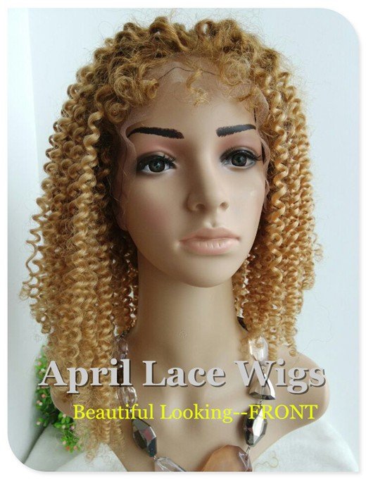 Front of wig
