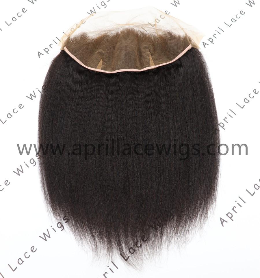 Italian yaki lace frontal