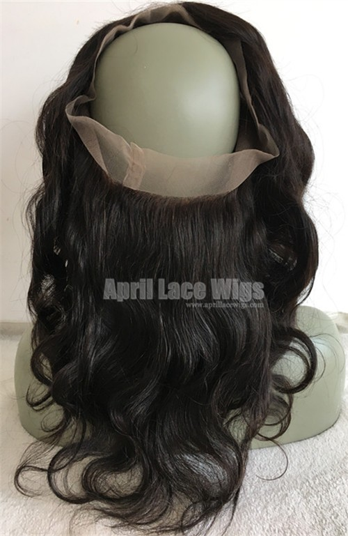 360 Lace Frontal Body Wave Brazilian Virgin