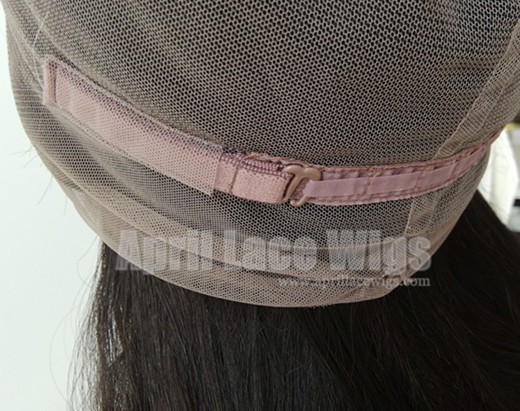 Italian yaki 360 frontal glueless cap