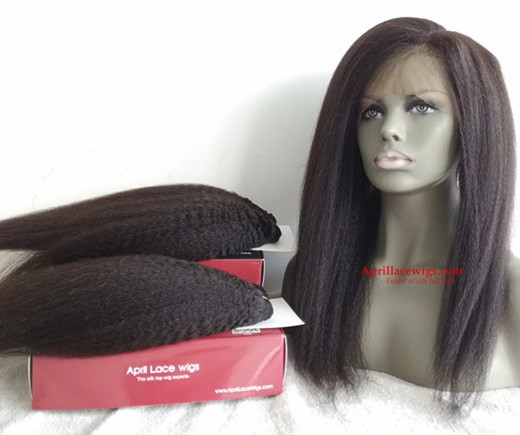 Italian yaki 360 frontal and two bundles wefts