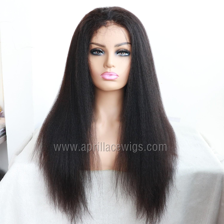 italian yaki 360 lace frontal wig