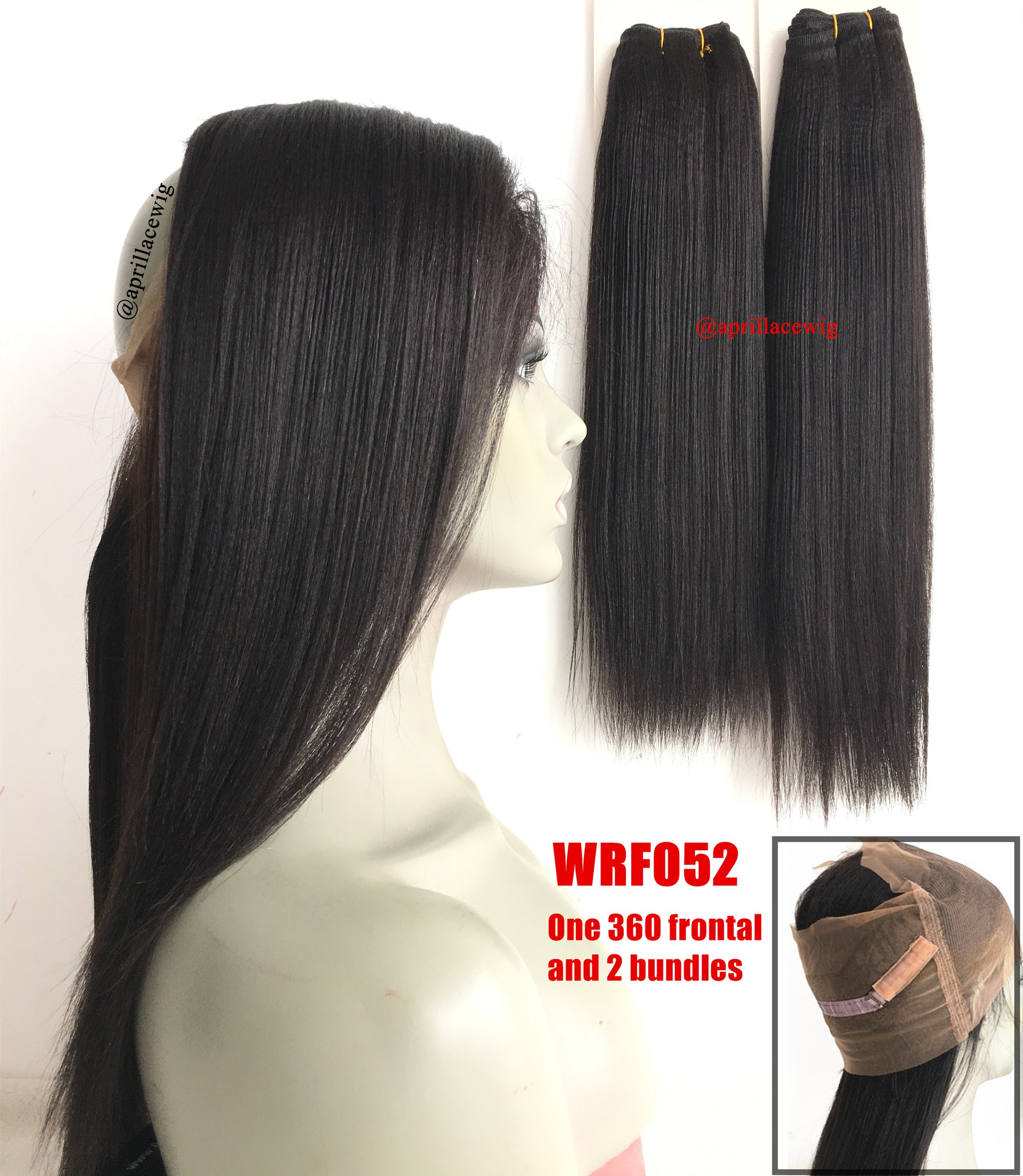 bundles deal for light yaki 360 frontal and bundles