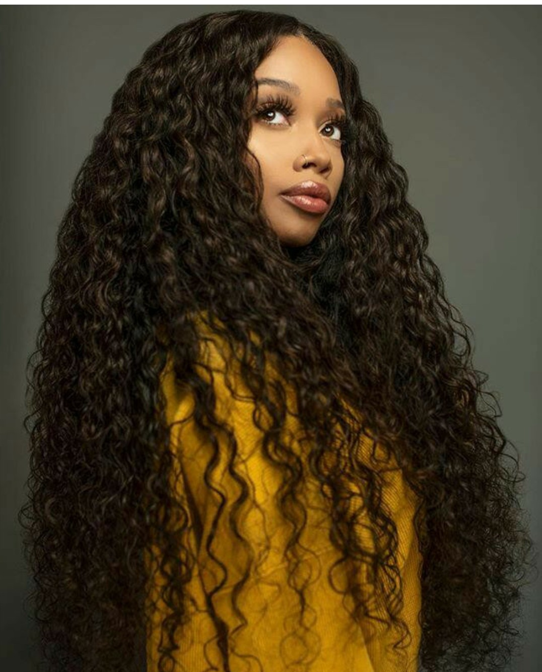 wet wave virgin full lace wig
