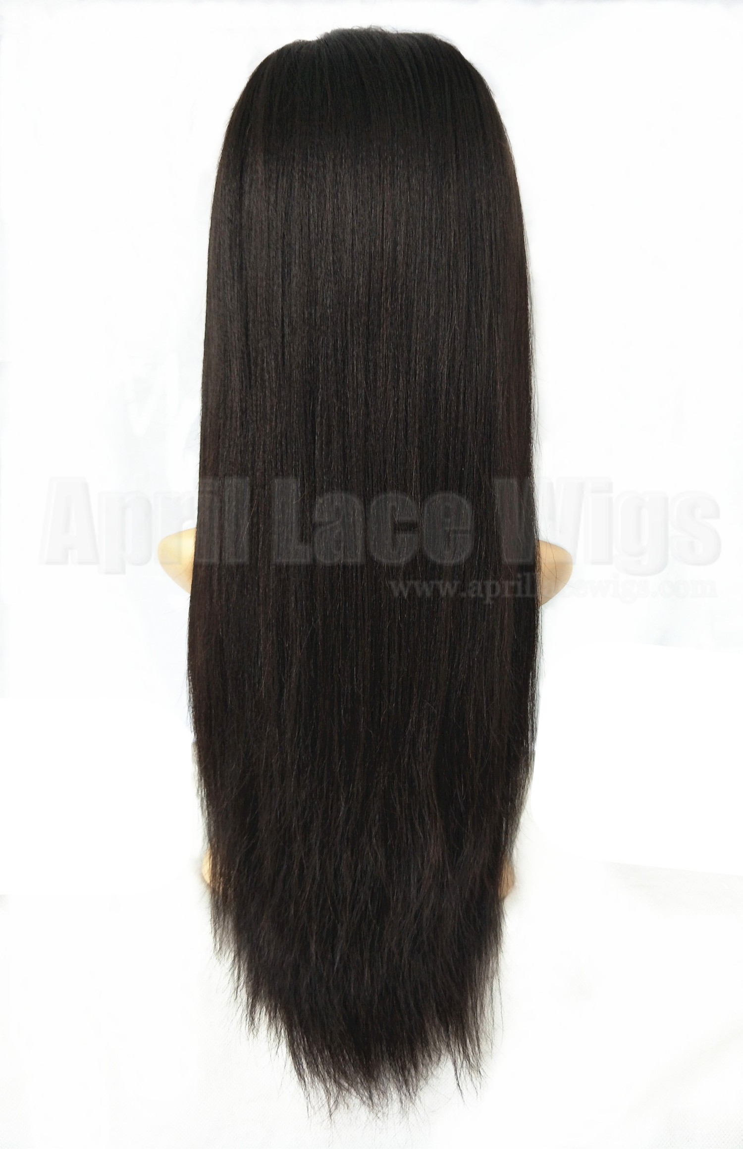light yaki 360 wig glueless silk top