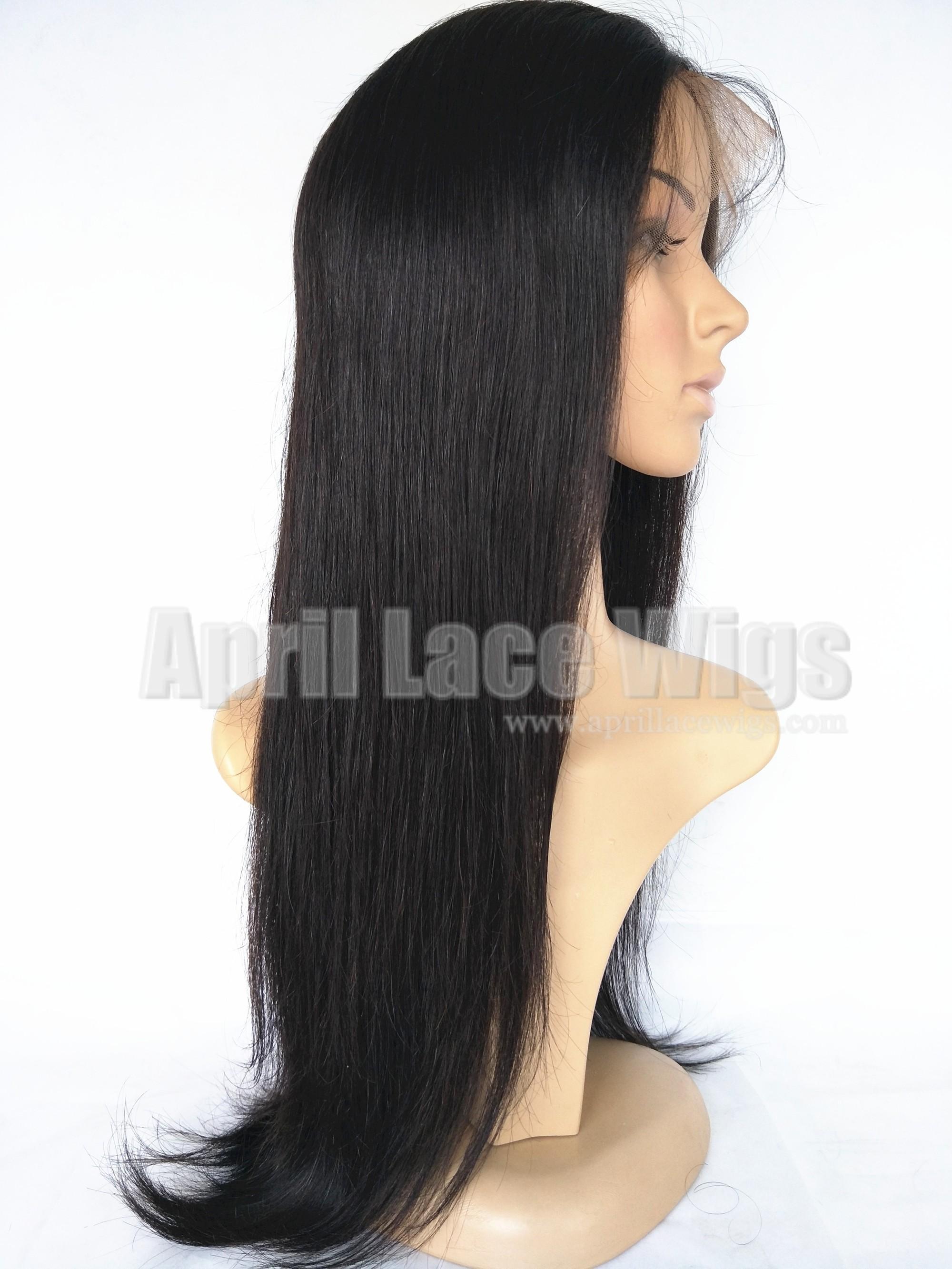 Brazilian straight 360 wigs