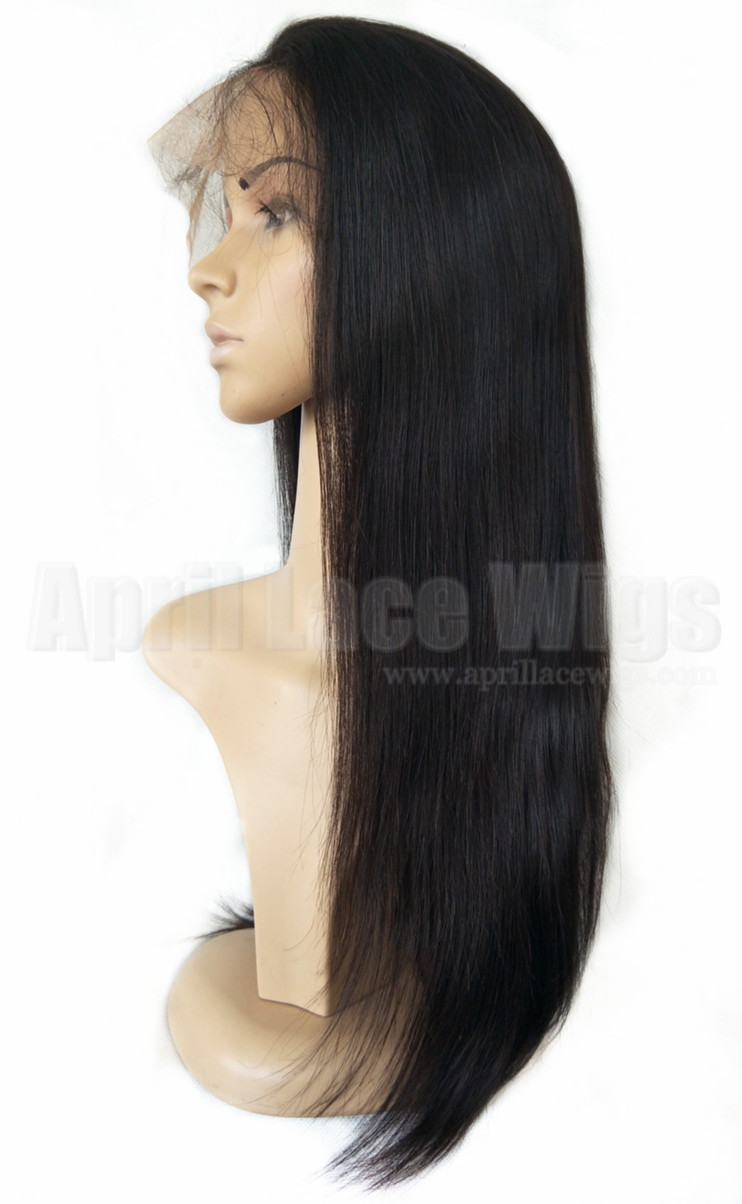 Brazilian straight 360 wig
