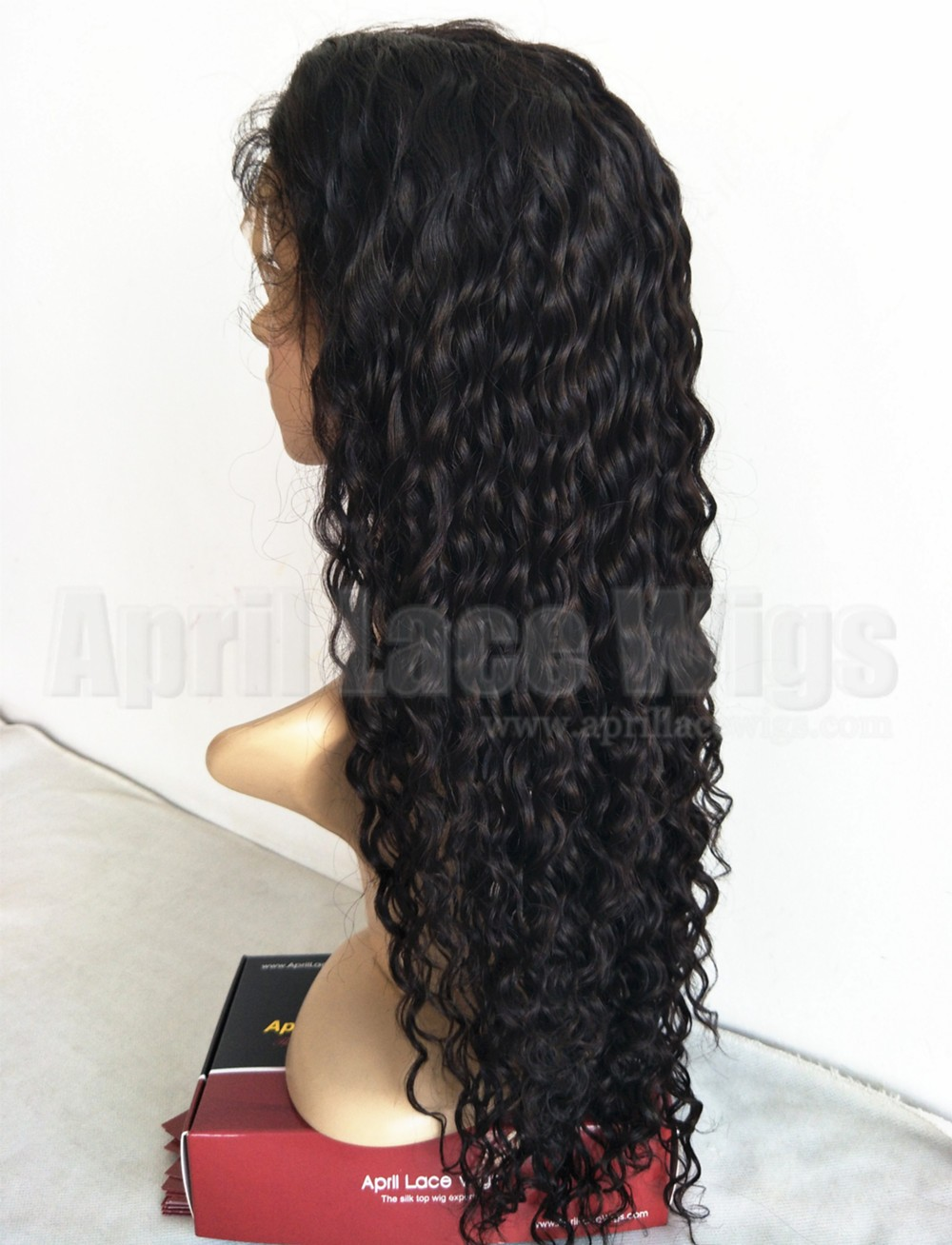 Brazilian virgin wet wave 360 wig glueless wig preplucked hairline