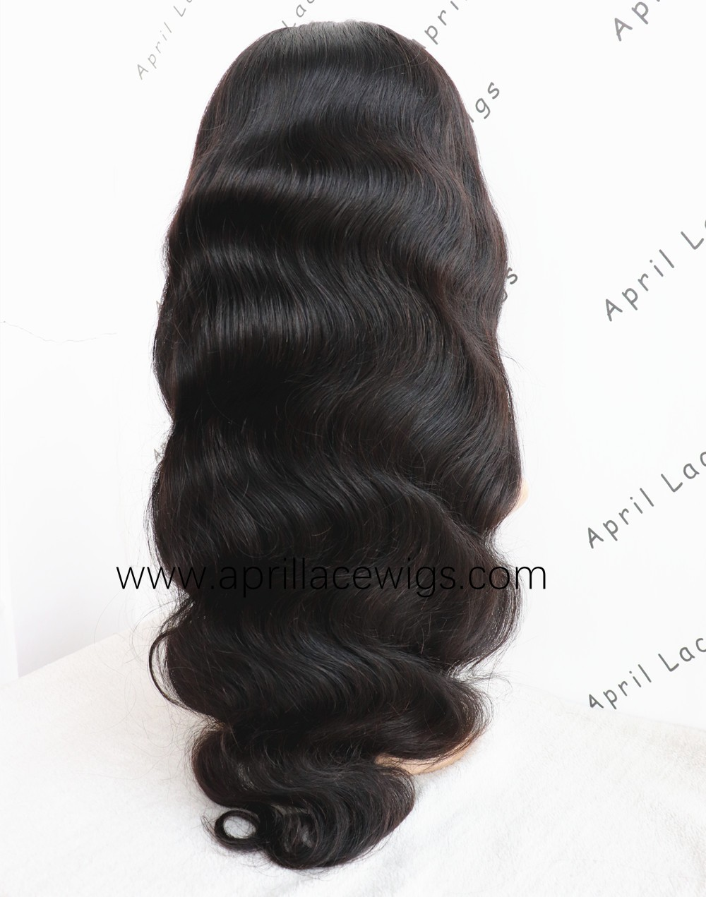 body wave 360 wig Brazilian virgin ponytail and bun
