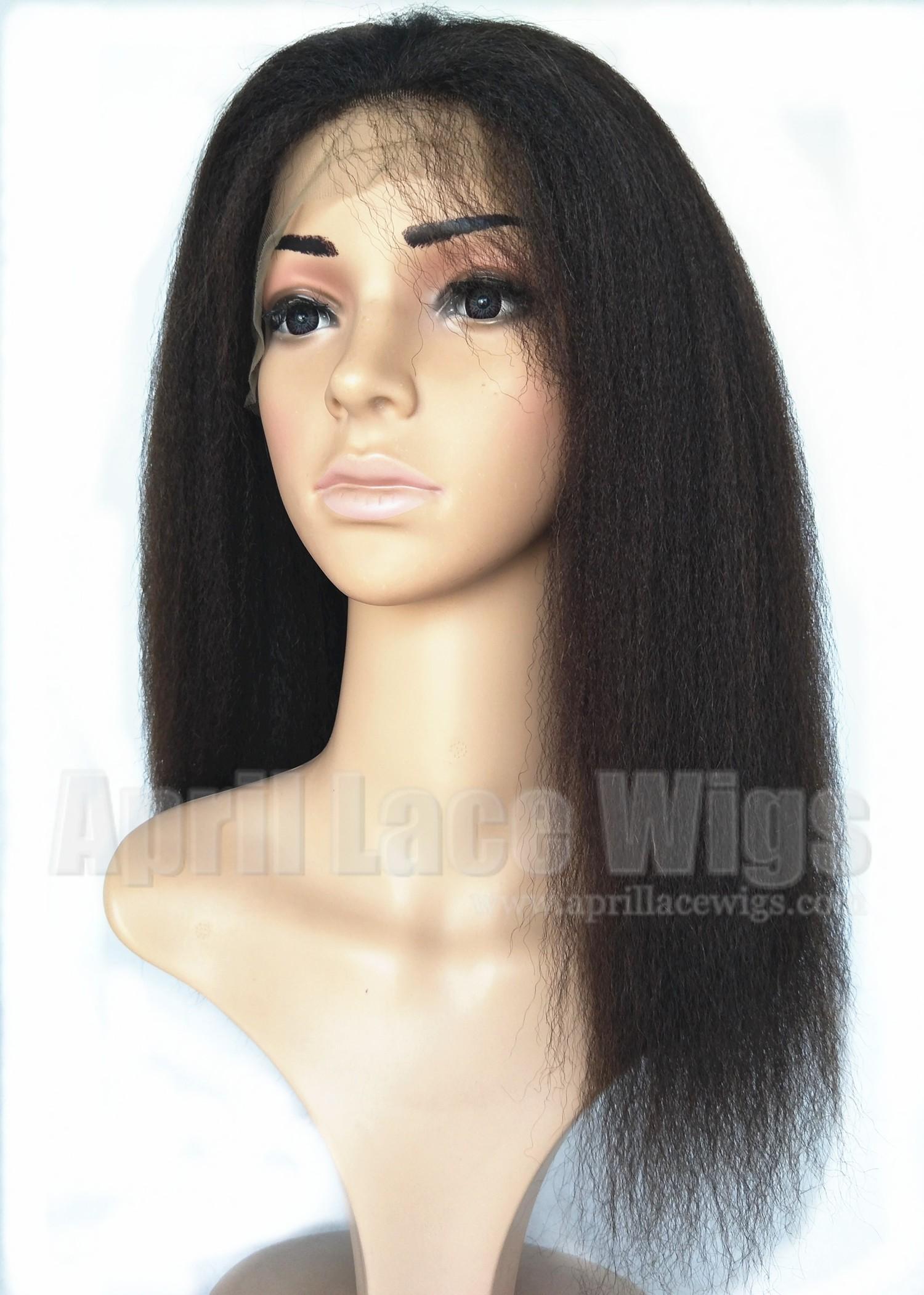 italian yaki glueless silk top wig on sale