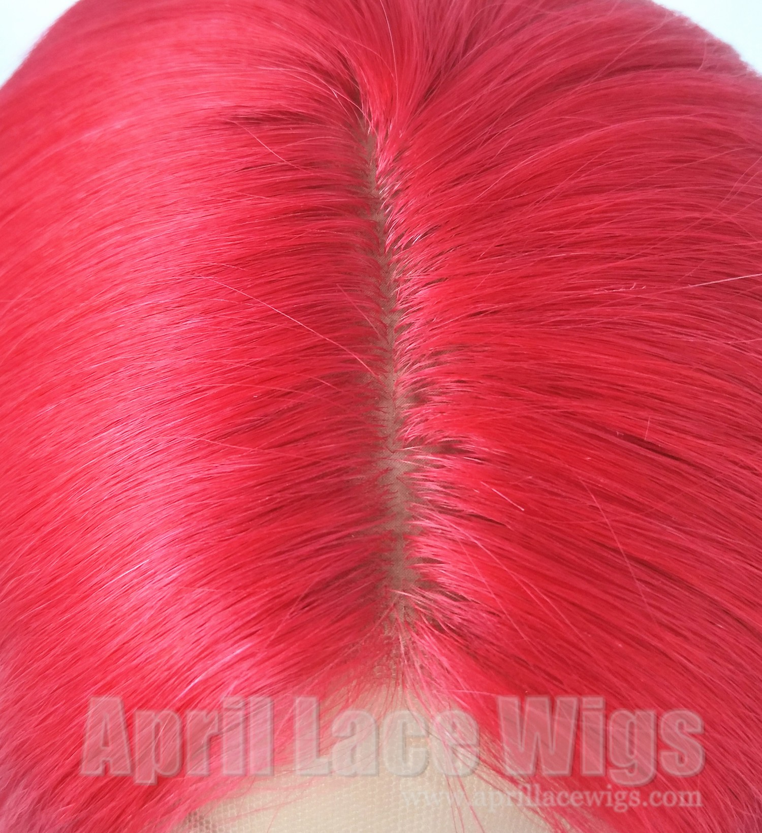 Brazilian virgin 180% density red color bob hair full lace wig with silk top