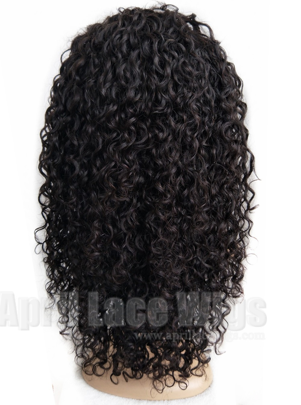 deep curly 360 wig preplucked hairline
