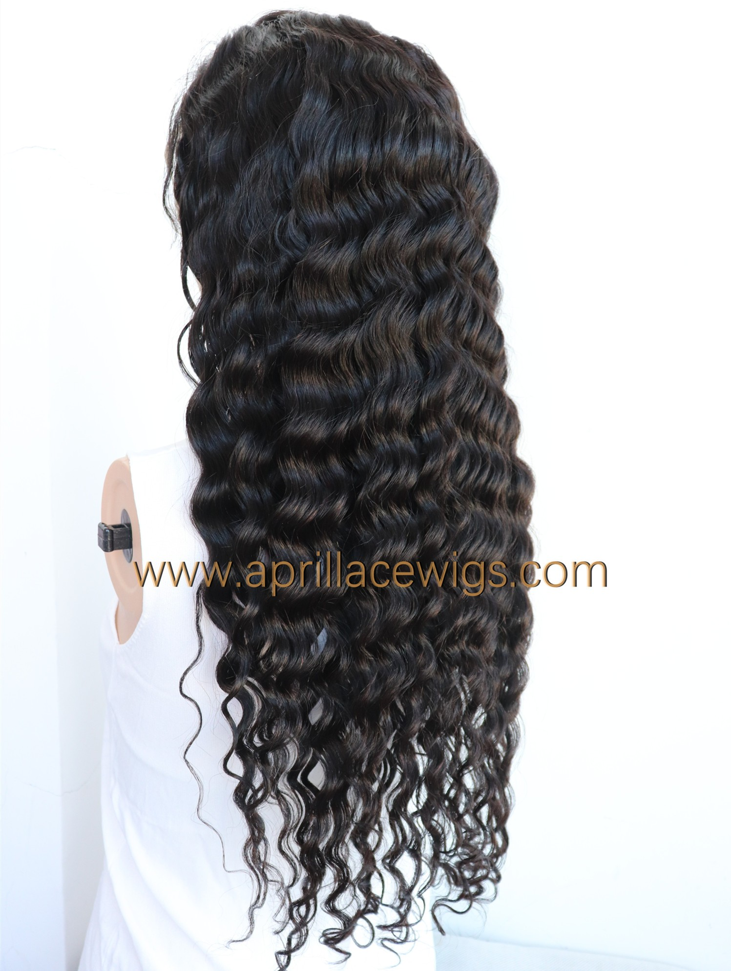 Brazilian virgin natural wave glueless 360 glueless wig preplucked hairline